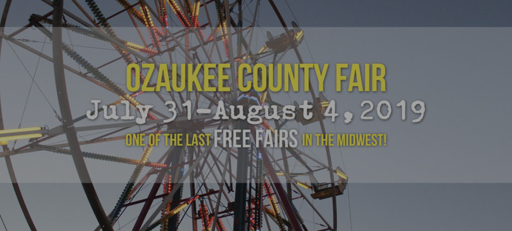 2019 Ozaukee County Fair